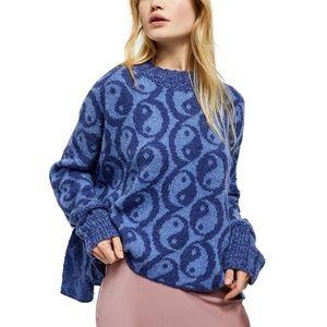 Free People Yin Yang Sweater